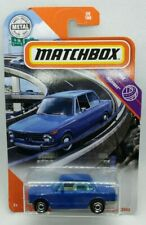 Matchbox 2020 Blue 69 Bmw 2002