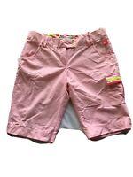 Women's NIKE Pink Cool Shorts Size Medium