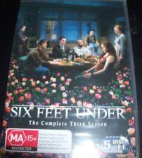 Six Feet Under The Complete Third Season 3 (Australia Region 4) DVD - New