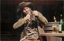 Ashland Oregon~Kit Carson Actor~Shakespearean Festival~1960 Postcard