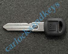 1997-2004 Chevrolet Corvette OEM VATS B104 Key blanks blank
