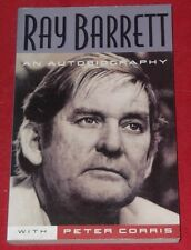 RAY BARRETT - An Autobiography with Peter Corris