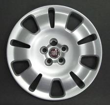 "Suitable For Fiat Doblo 16"" Wheel Trim Hub Cap Cover FI 750AT  Red Badge"