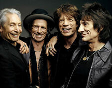 """Mick Jagger The Rolling Stones 13 x 19"""" Photo Print"""