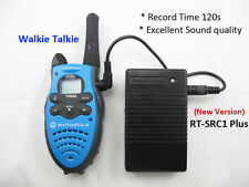 Simplex Repeater Controller Motorola Talkabout Extend to 120 second RT-SRC1+