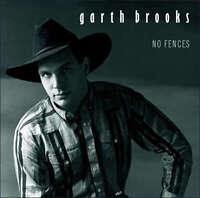 GARTH BROOKS No Fences CD BRAND NEW Remastered