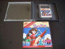 Wonder Momo NEC PC Engine Hu-Card Japan