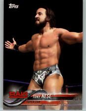 2018 Topps WWE #92 Tony Nese