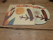 Seabear ‎- THE GHOST THAT CARRIED US AWAY !!!!!!!! RARE PROMO CD