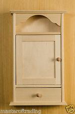 DRAWER NATURAL PLAIN WOODEN 6 KEYS HOUSE HANGER HOLDER HOOKS CABINET- BARGAIN!