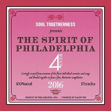 Soul Togetherness presents Spirit Of Philadelphia vol. 4   New cd