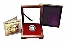 Julia Domna,The Most Powerful Woman Who Ever Lived Silver Denarius Coin,Boxed