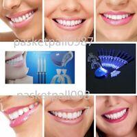 10x Zahnbleaching Paket Bleaching Gel Set, Zahnweiß Zahnaufhellung Weiße Zähne