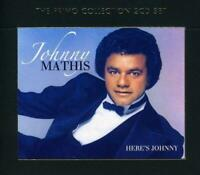 Johnny Mathis - Here's Johnny (NEW 2 x CD)