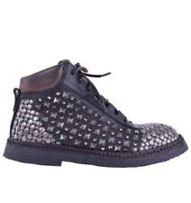 DOLCE /& GABBANA Siracusa Stiefeletten Schuhe Braun Boots Brown 03830