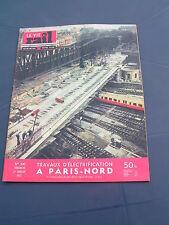 vie du rail 1957 581 PARIS NORD TAIWAN FORMOSE DIJON DOLE COLLONGES RIBAUX