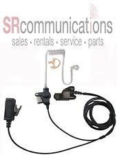 Police Tactical headset W/PTT for Motorola XTS5000 XTS3000 XTS2500 XTS1500