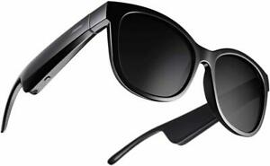 Bose Frames Soprano Audio Sunglasses with Open Ear Headphones One Size Black