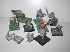 Warhammer Fantasy Citadel Fellowship of the Ring 1988 LOTR metal OOP