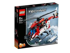 LEGO® Technic 42092 Rettungshubschrauber NEU & OVP