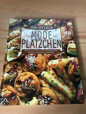Dr. Oetker Backbuch - Mode-Plätzchen