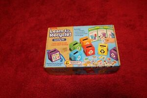 Lakeshore Learning LEARN TO RECYCLE Activity Kit FF719