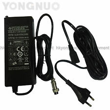 AC Adapter Power Switching Charger for Yongnuo LED Video Light YN1200 YN760 EUR