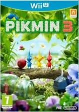 Pikmin 3 - Nintendo Wii U Game. Complete with case, manual & disc. Fast Dispatch