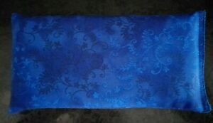 Handmade Lavender & Linseed Eye Pillow For Relaxation, Meditation & Yoga