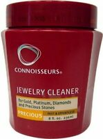 Connoisseurs Precious Jewelry Cleaner 8 oz for Gold, Diamonds, Precocious Stone