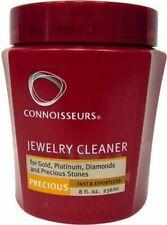 Connoisseurs Precious Jewelry Cleaner 8 oz for Gold, Diamonds, Precocious Stone