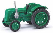 Busch Pantaloni farina 210 010115 Trattore Famulus,Verde/Verde Cerchi,H0