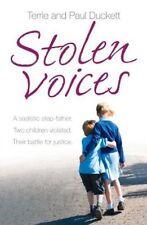 Stolen Voices, Duckett, Paul, Duckett, Terrie, New Book