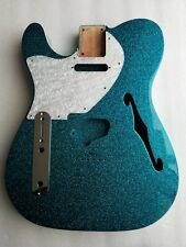 left handed tl thinline semi hollow guitar body