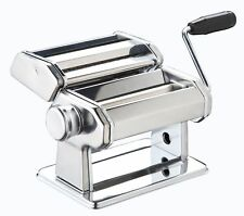 Kitchen Craft World of Flavours Italian Deluxe Double Cutter Pasta Machine - KCMACH2