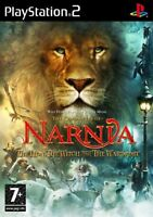 The Chronicles of Narnia - The Lion The Witch & The Wardrobe New (PS2) Game Case