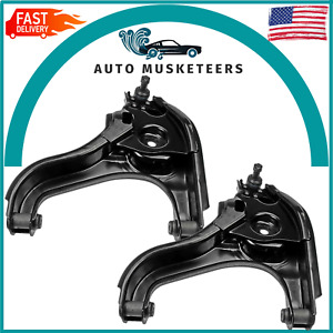 Set Of 2 Front Lower Control Arms w/ Ball Joints Dorman for Dodge Ram 2500 3500