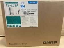 QNAP TS-251A 2-bay TS-251A personal cloud NAS/DAS with USB direct access