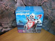 ( A 2 ) 4937 Grand œuf de pâques Hache de feu Chevalier avec cheval chevalier