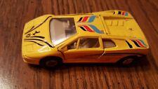 Welly Yellow Lamborghini Diablo No 9044
