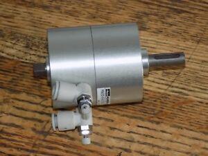 KURODA PRNA20D-45-45-Z08-020 Pneumatic Vane Type Rotary Cylinder