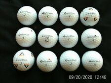 Taylormade Tp5  x 12  golf balls  grade 1 great condition.
