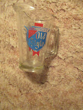 Vintage Heileman'S Olds Style Heavy Glass Pitcher