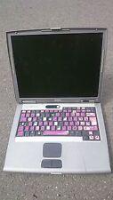 DELL LATITUDE D505 Gehäuse Display Mainboard Motherboard Bastler Windows XP