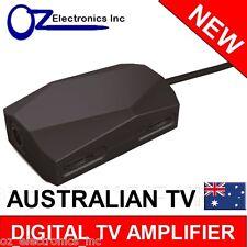 Greentek Digital HD TV UHF indoor Active In line Amplifier Booster for antenna