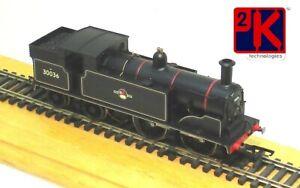 Hornby R2735 BR 0-4-4 30036 Class M7 Black Late Crest 00 Gauge DCC Ready RM48