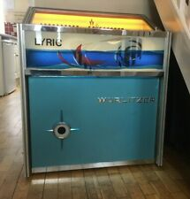 More details for 1969 wurlitzer lyric jukebox..fully serviced with 3 months warranty