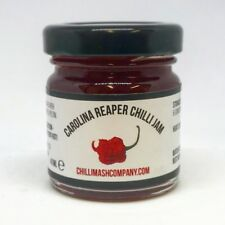 Carolina Reaper Chilli Jam - UK Made - Natural ingredients only - Chilli Gift
