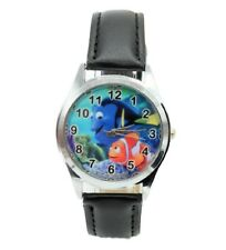 Disney's Finding Nemo & Dory Characters Leather Band WRIST WATCH