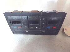 14299 H13I 2001-2004 AUDI A4 B6 2.5 TDI HEATER CONTROL SWITCHES PANEL 8E0820043K